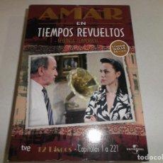 Series de TV: AMAR EN TIEMPOS REVUELTOS SEGUNDA TEMPORADA - DVD - 12 DISCOS - CAPITULOS 1 A 221 - UNIVERSAL. Lote 247199205