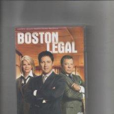 Series de TV: BOSTON LEGAL DVD PRIMERA TEMPORADA. Lote 248726795