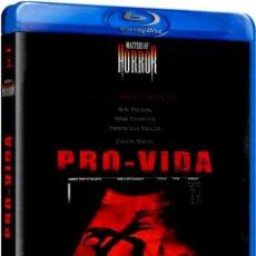 Séries TV: MASTERS OF HORROR - PRO-VIDA (BLU-RAY) (BD-R) (PRO-LIFE). Lote 248180755