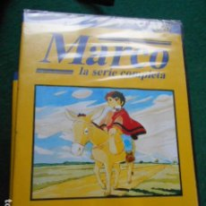 Series de TV: MARCO LA SERIE COMPLETA 13 DVD PLANETA JUNIOR. Lote 249205785