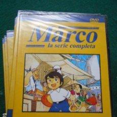 Series de TV: MARCO LA SERIE COMPLETA 13 DVD PLANETA JUNIOR. Lote 249205855