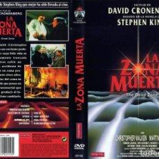 Series de TV: LA ZONA MUERTA 1 EDICION MANGA FILMS DVD NUEVA Y PRECINTADA DESCATALOGADA. Lote 249293865