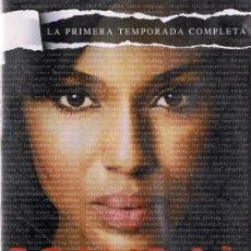 Series de TV: SCANDAL LA PRIMERA TEMPORADA COMPLETA (PRECINTADO). Lote 250252135