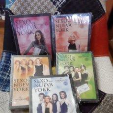 Series de TV: DVD SERIE SEXO EN NUEVA YORK. -TEMP.2,3,4,5 Y 6.- (PRECINTADO). Lote 251978265