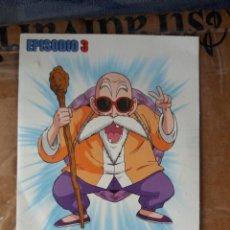 Series de TV: DVD DRAGON BALL,BOLA DE DRAGÓN,BOLA DE DRAC EPISODIO 3 MARCA. Lote 252210780