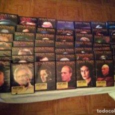 Series de TV: COLECCIÓN COMPLETA STAR TREK (LA NUEVA GENERACIÓN) 48 DVDS - 178 CAPÍTULOS (TEMPORADAS 1 A LA 7).. Lote 252842465