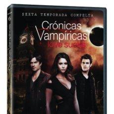 Series de TV: SEXTA TEMPORADA CRONICAS VAMPIRICAS EN DVD. Lote 252853465