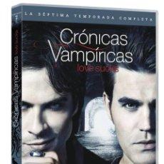 Series de TV: SEPTIMA TEMPORADA CRONICAS VAMPIRICAS EN DVD. Lote 252853645