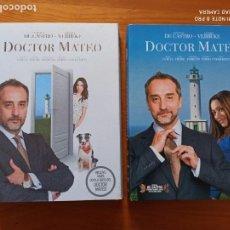 Séries de TV: DVD DOCTOR MATEO - PRIMERA Y SEGUNDA TEMPORADA COMPLETAS - TEMPORADAS 1 Y 2 (U7). Lote 252930300