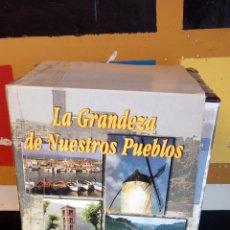 Serie di TV: DVD LA GRANDEZA DE MUESTROS PUEBLOS.. Lote 253075600