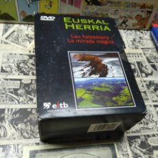 Series de TV: EUSKAL HERRIA. LA MIRADA MÁGICA. EITB.. Lote 253285225