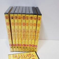 Series de TV: LA ABEJA MAYA ‐ DVD SERIE TV - DEL 1 AL 10. Lote 253346275