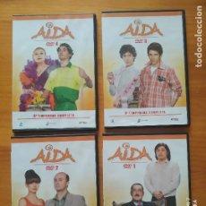 Series de TV: DVD AIDA - 8ª TEMPORADA COMPLETA - OCTAVA TEMPORADA - LEER DESCRIPCION (2R). Lote 253467875
