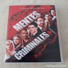 Series de TV: DVD MENTES CRIMINALES - TEMPORADA 4 ¡USADO!. Lote 253811575