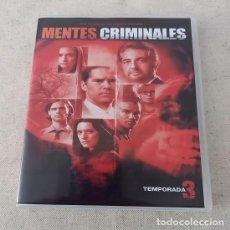 Series de TV: DVD MENTES CRIMINALES - TEMPORADA 3 ¡USADO!. Lote 253812225