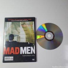 Series de TV: DVD, MAD MEN TEMPORADA UNO, ENTREGA 2.. Lote 254027925
