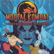 Series de TV: MORTAL KOMBAT : DEFENSORES DE LA TIERRA - VOL. 2 (MORTAL KOMBAT : DEFENDERS OF THE REALM). Lote 254248640