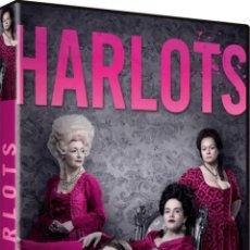 Séries de TV: HARLOTS - SERIE COMPLETA. Lote 254249175