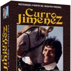 Séries de TV: CURRO JIMENEZ - SERIE TVE COMPLETA RESTAURADA - 14 DVD´S. Lote 254249840