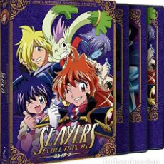 Series de TV: THE SLAYERS EVOLUTION-R - QUINTA TEMPORADA (EP. 1 A 13). Lote 254250280