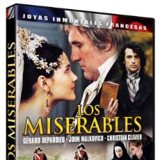 Series de TV: LOS MISERABLES (2000) (LES MISERABLES). Lote 254250290