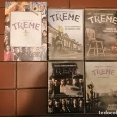 Series de TV: SERIE TV DVD TREME TEMPORADA 1 2 3 Y 4 ¡ COMPLETA ! HBO SERIES DE CULTO DAVID SIMON. Lote 254264185