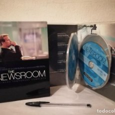 Series de TV: EDICION 4 DVD - THE NEWSROOM - SERIE - PRIMERA TEMPORADA COMPLETA. Lote 254290435