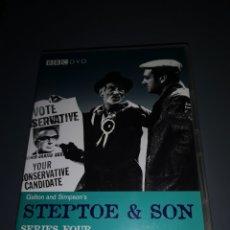 Series de TV: T1P111 SERIE EN DVD STEPTOE & SON. Lote 254333220