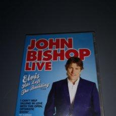 Series de TV: T1P112. SERIE EN DVD JOHN BISHOP LIVE. Lote 254333630