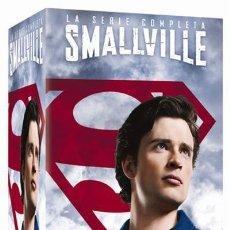 Series de TV: PACK SMALLVILLE LA SERIE COMPLETA (10 TEMPORADAS) DVD PRECINTADO. Lote 254860590