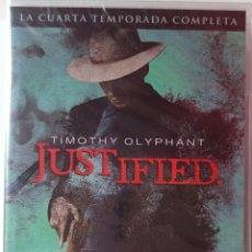 Series de TV: JUSTIFIED 4 T.. Lote 255566510