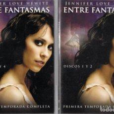 Series de TV: ENTRE FANTASMAS PRIMERA TEMPORADA COMPLETA ( 6 DVD). Lote 257723090