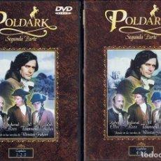 Series de TV: POLDARK SEGUNDA PARTE (5 DVD). Lote 257724040