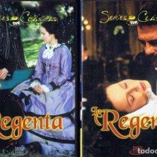 Series de TV: LA REGENTA CAPITULOS 1,2 Y 3 AITANA SÁNCHEZ - GIJÓN. Lote 257724375