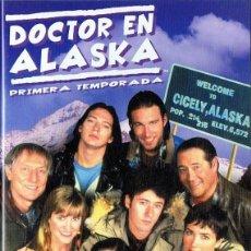 Series de TV: DOCTOR EN ALASKA PRIMERA TEMPORADA 2 DISCOS. Lote 257728485