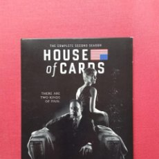 Series de TV: HOUSE OF CARDS - VOLUME TWO. Lote 257809885