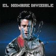 Series de TV: EL HOMBRE INVISIBLE - MINISERIE COMPLETA CON 4 DVDS COMO NUEVOS Y UNICA EN TODOCOLECCION. Lote 257882520