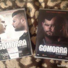 Series de TV: GOMORRA TRES TEMPORADAS EN DVD. Lote 260508370