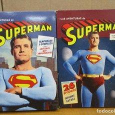Series de TV: LAS AVENTURAS DE SUPERMAN - COMPLETA - 2 TEMPORADAS - SERIE ORIGINAL. Lote 261363080