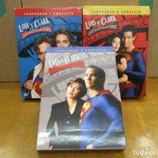 Series de TV: LAS NUEVAS AVENTURAS DE SUPERMAN - LOIS Y CLARK - 3 TEMPORADAS -. Lote 261363760