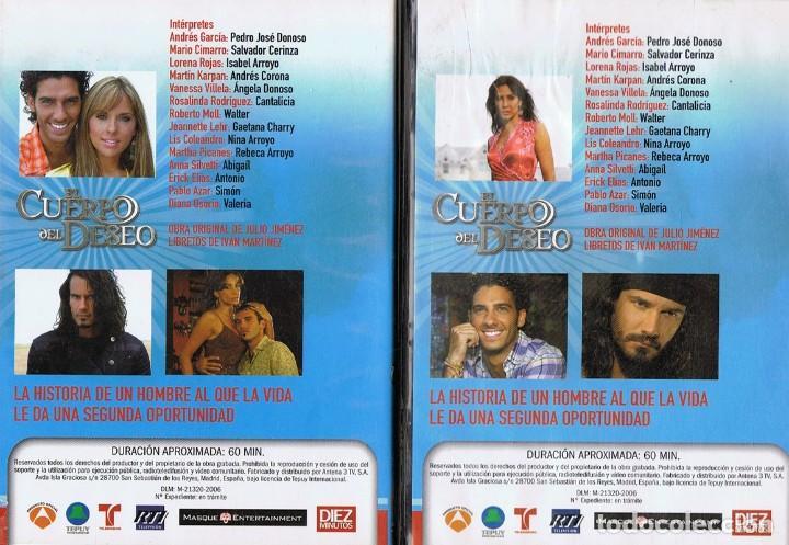 Series de TV: EL CUERPO DEL DESEO TELENOVELA (12 DVD) - Foto 10 - 261543745