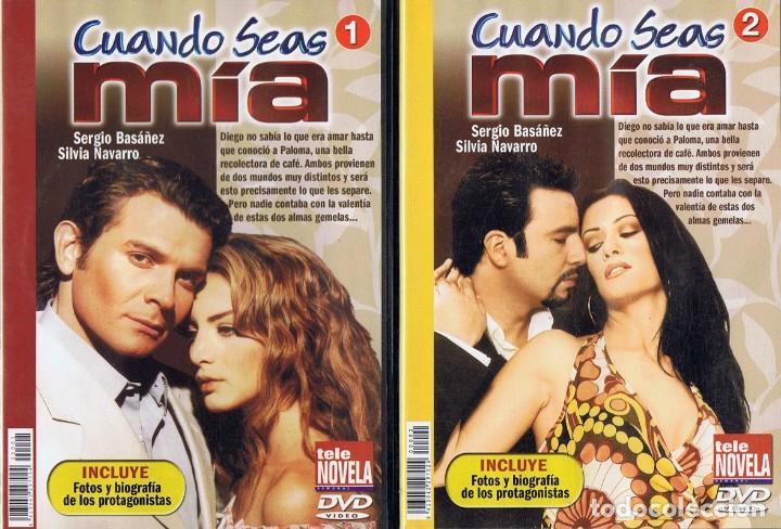 CUANDO SEAS MÍA SERGIO BASAÑEZ (10 DVD) (Series TV en DVD)