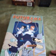 Serie di TV: G-76 DVD FUTURAMA TEMPORADA DOS 2 4 DVD CON ESTUCHE. Lote 261842535