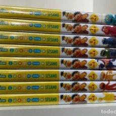 Series de TV: SERIE COMPLETA BARRIO SESAMO EN 8 DVDS PRECINTADOS AQUITIENESLOQUEBUSCA ALMERIA. Lote 262061215