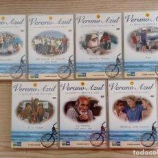 Series de TV: VERANO AZUL - LA SERIE COMPLETA EN 19 DVDS. Lote 262113585