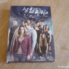 Series de TV: ÁNGEL O DEMONIO, 1ª TEMPORADA COMPLETA. 2010. Lote 262348520