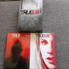 Series de TV: SERIE DVD - TRUE BLOOD - TEMPORADAS 1,2,3,4,5 Y 6 - SPAIN - VAMPIROS. Lote 262373645