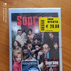 Series de TV: DVD LOS SOPRANO - SERIE 4 - CUARTA TEMPORADA - NUEVA, PRECINTADA (8E). Lote 262394180