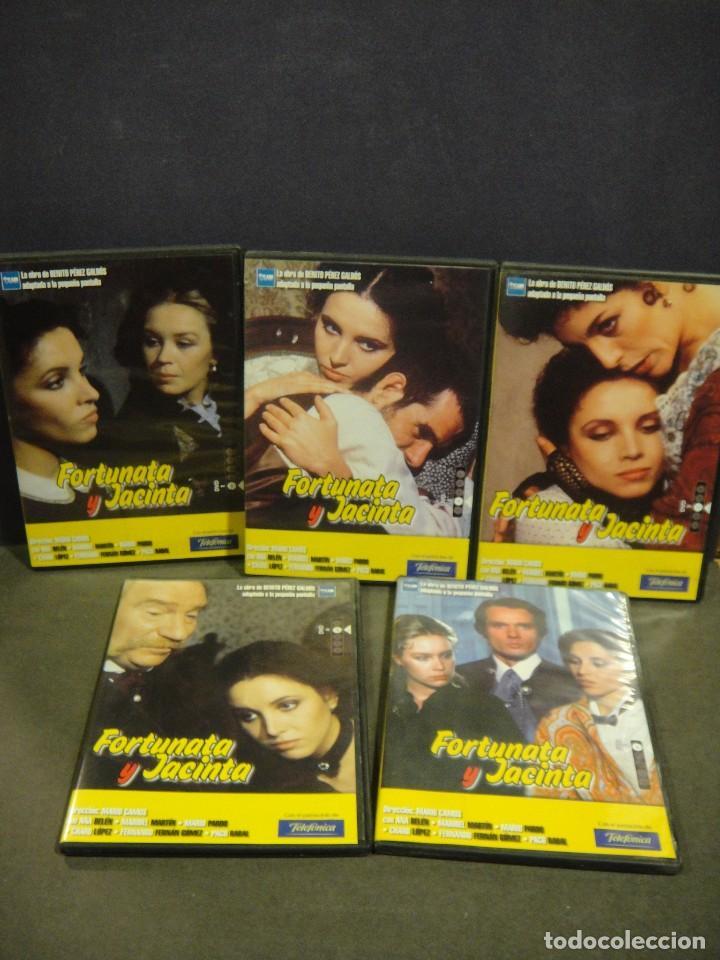 FORTUNATA Y JACINTA - SERIE DE TV COMPLETA DE 10 CAPITULOS - ANA BELEN , CHARO LOPEZ , (Series TV en DVD)