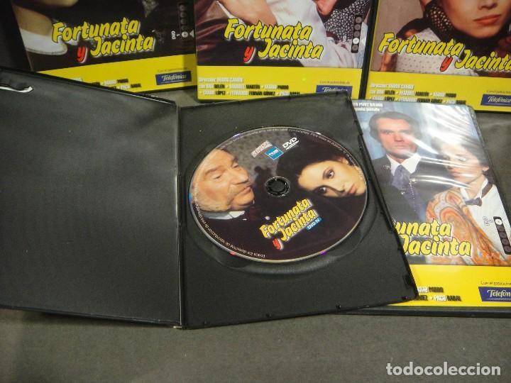 Series de TV: fortunata y jacinta - serie de tv completa de 10 capitulos - ana belen , charo lopez , - Foto 2 - 262637065